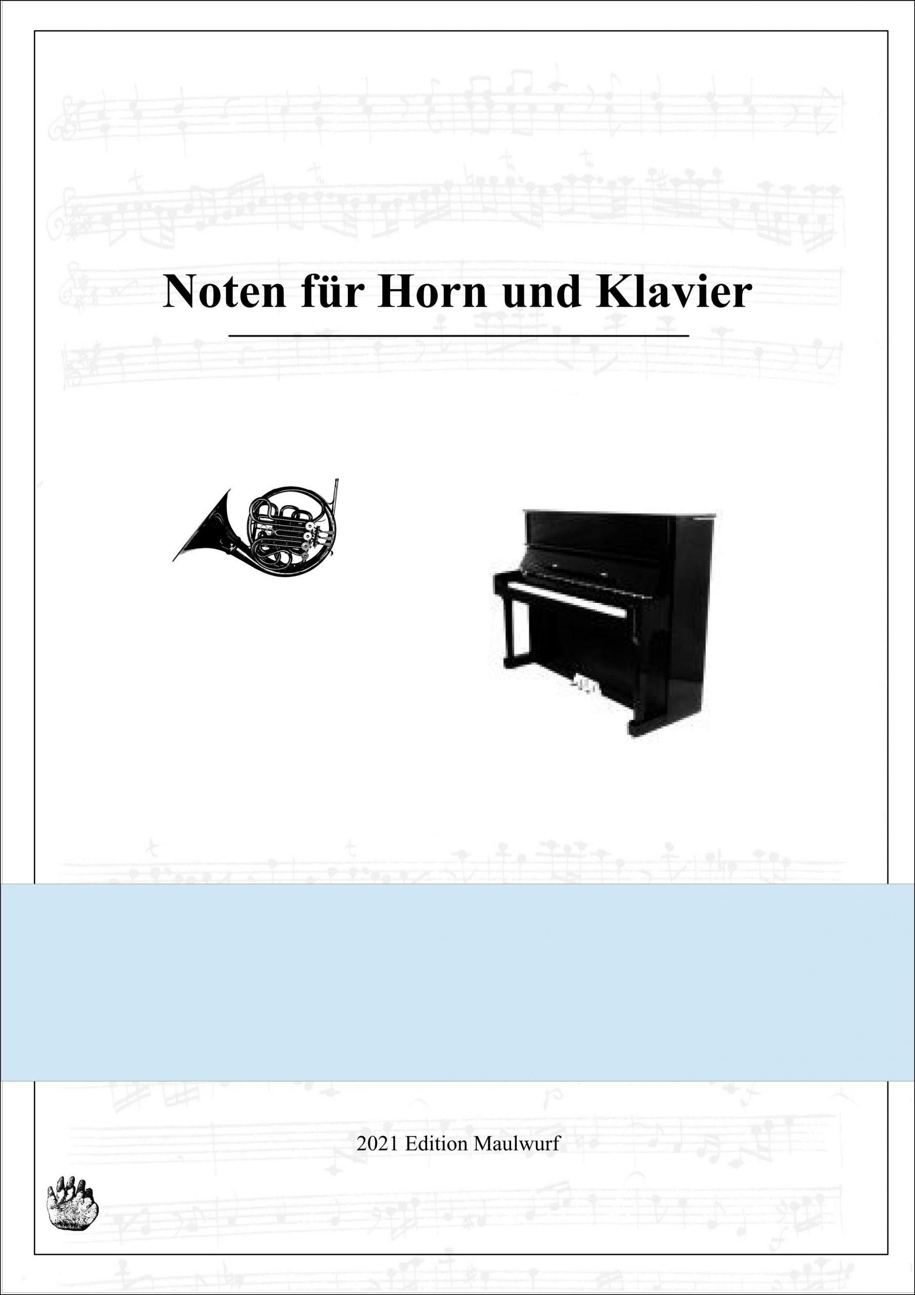 Horn und Klavier